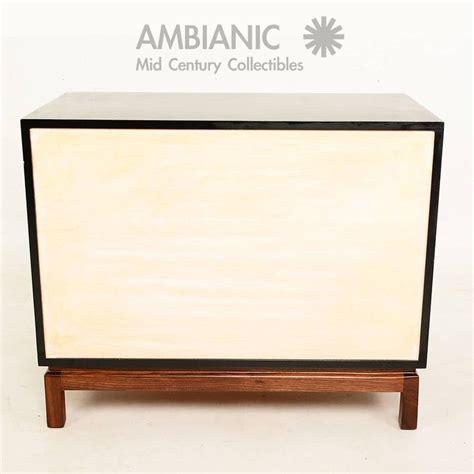 Mid Century Dresser Pulls by Mid Century Modern Cal Mode Dresser Walnut Wood With Brass