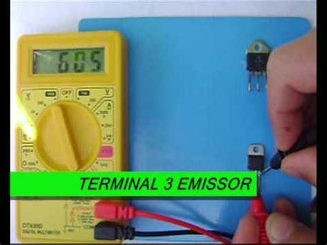 medir transistor d2499 medir hfe de transistores pnp doovi