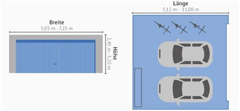 garage abmessungen fertiggaragen ma 223 e 187 beratung angebote k 228 uferportal
