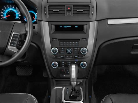 electric and cars manual 2011 ford fusion instrument image 2011 ford fusion 4 door sedan sport fwd instrument panel size 1024 x 768 type gif