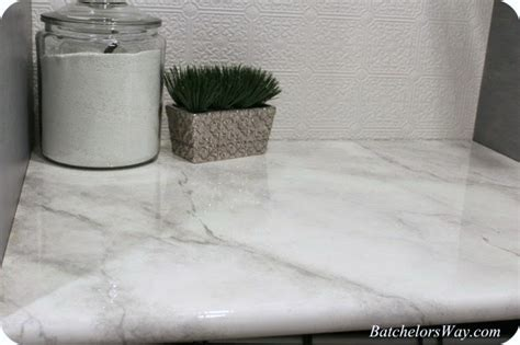 marble laminate countertops that look like quotes - Faux Marble Countertop Paint
