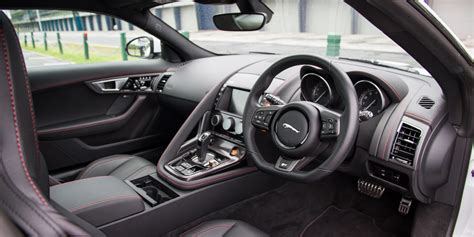 Jaguar F Type R Interior by Jaguar F Type R Coupe 2015 Autofresh Portal Berita