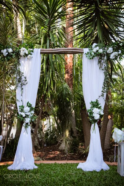 Wedding Arch Hire Brisbane by Garden Wedding Arch Hire Gold Coast 1 Of 1 Circle Of