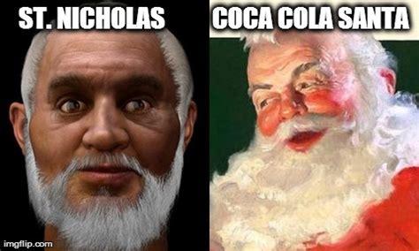 St Nicholas Meme - imgflip