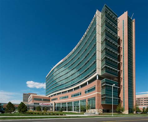 University of Colorado Hospital Inpatient Tower and Critical Care Wing Expansion   Aurora, CO