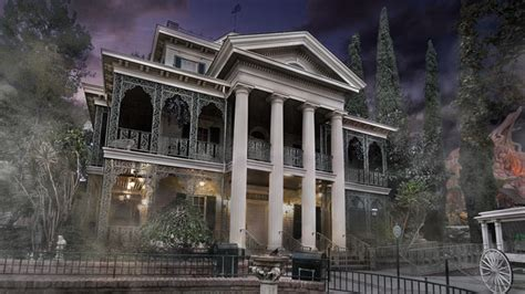 haunted mansions disney announces animated haunted mansion tv special