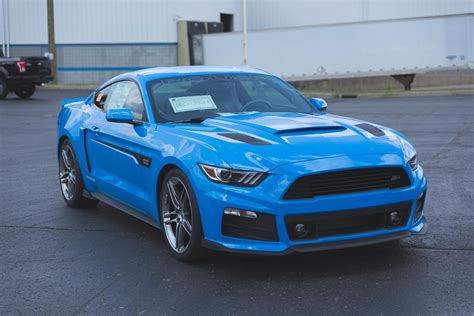 2018 Ford Mustang Lightning Blue 2017 2018 2019 Ford