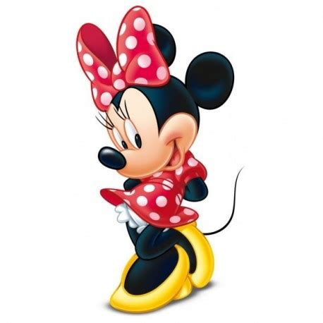 Fvls Mini Ransel Minnie Mouse figuras de minnie mouse para decorar 237 culos para fiestas