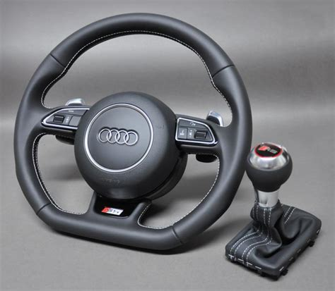 audi s4 flat bottom steering wheel audi a5 2015 audi s5 steering wheel flat bottom rs shift