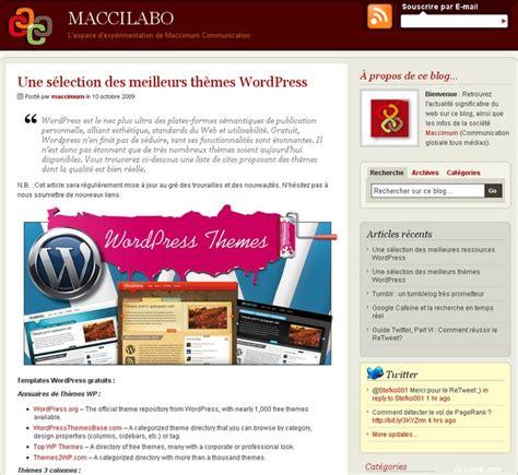 meilleurs themes photo wordpress blog x office 28 petit medley du web autour du web