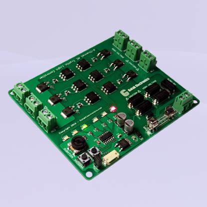 6 channel light controller galak electronics