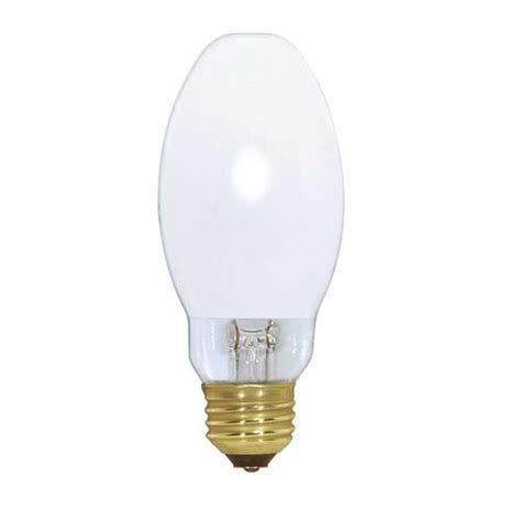 Sodium Vapor Light Fixture Sylvania 69403 16 91 H38av 100dx 100w Mercury Vapor Coated E17 Medium Base L 046135694035