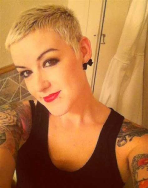 very cropped pixie haircut for thick hair 20 short cropped haircuts style beauty