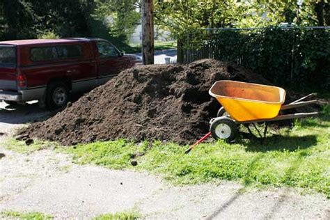 2 Cubic Yards Of Dirt How To Build A Raised Bed With Grass Sod Walls Seattle