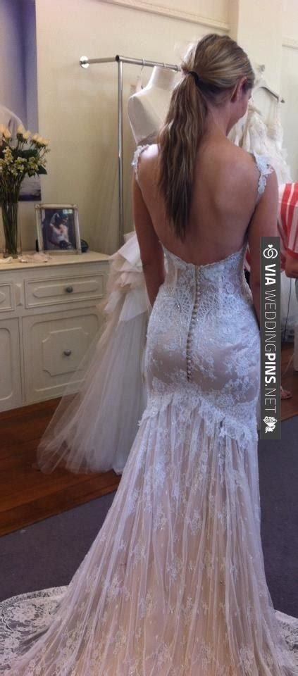 Wedding Baby Got Back by Backless Dresses Baby S Got Back 2057458 Weddbook