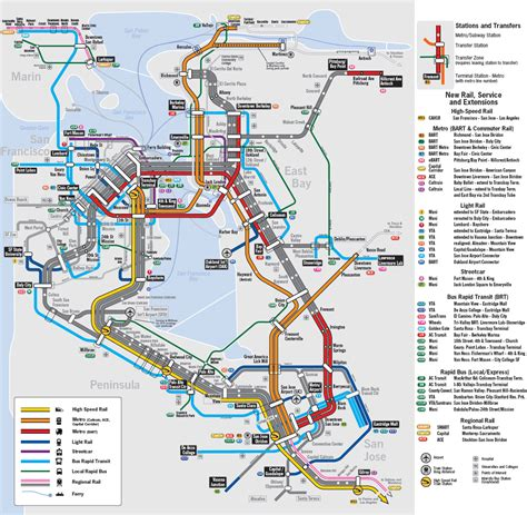san francisco mrt map where would bart board director candidates stand on
