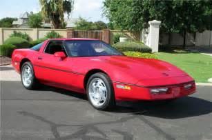 1990 Chevrolet Corvette 1990 Chevrolet Corvette Zr 1 Coupe 157549