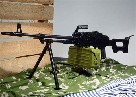Airsoft Gun Taiwan A K Pkm Now Available At Taiwan Gun Popular Airsoft