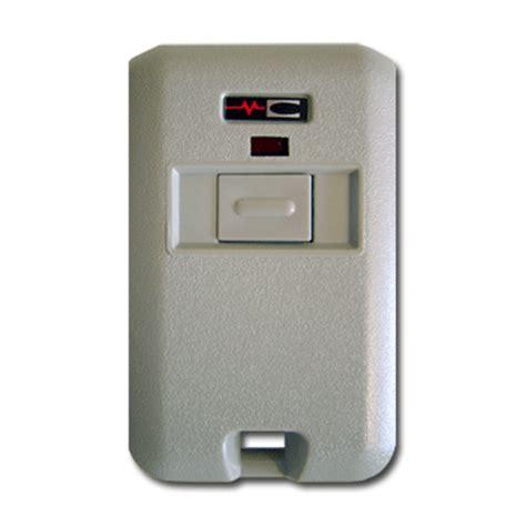 Multicode Multi Code 3060 Remote Mini Garage Door Keychain Mini Garage Door Opener