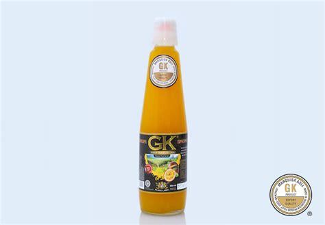 Sirup Markisa Gk Black Label 630ml rasamasa sirup markisa gk black label