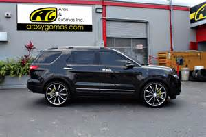 2013 Ford Explorer Rims Spin 2013 Ford Explorer Limited Awd Clublexus