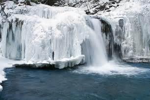 Frozen Waterfalls by Frozen Waterfalls In The World Waterfall