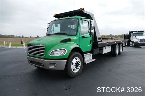 freightliner used trucks used freightliner roll back tow trucks for sale autos post