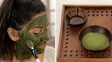 Herbeauty Masker Mask Matcha Milk 1 diy matcha green tea mask for youthful healthy skin japanese secrets
