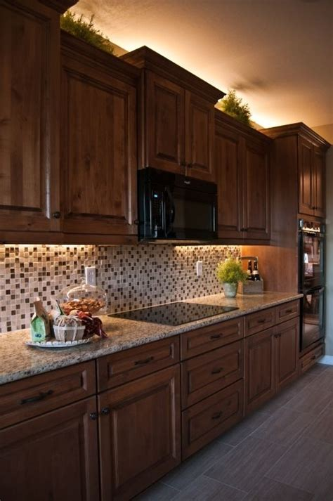 Kitchen Cabinet Lighting Options Kitchen Cabinet Lighting Options