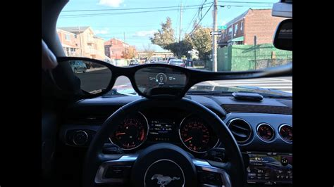 mustang heads up display navdy heads up display in 2015 mustang