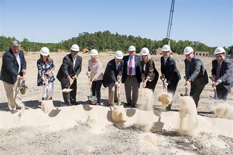 Coosa County Detox by Healthsouth Rehab Facility Breaks Ground Shelby County