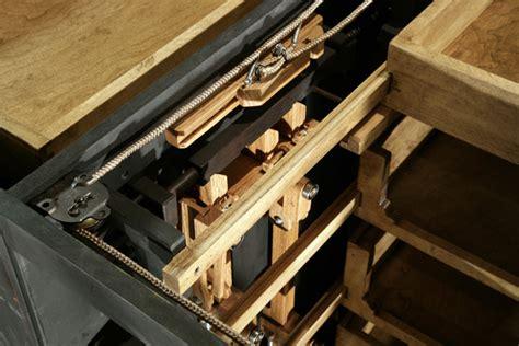 hidden compartment locks hidden drawer design plan brian grabski shows and sells