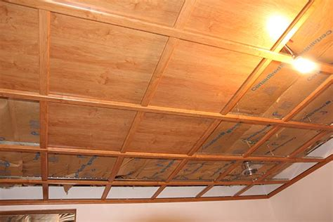 Drop Ceiling Systems Woodtrac Ceiling System Review Upgrade Your Ceiling