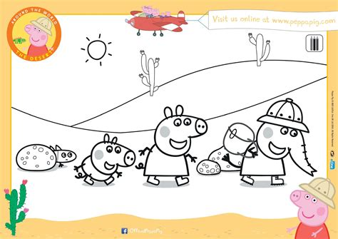 for printables peppa pig activity sheets be a