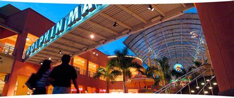 imagenes dolphin mall miami escapadas y vacaciones ir de compras en miami los