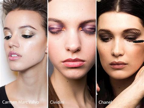 latest makeup trends for fall winter 2016 2017 beststylo com fall winter 2016 2017 makeup trends fashionisers
