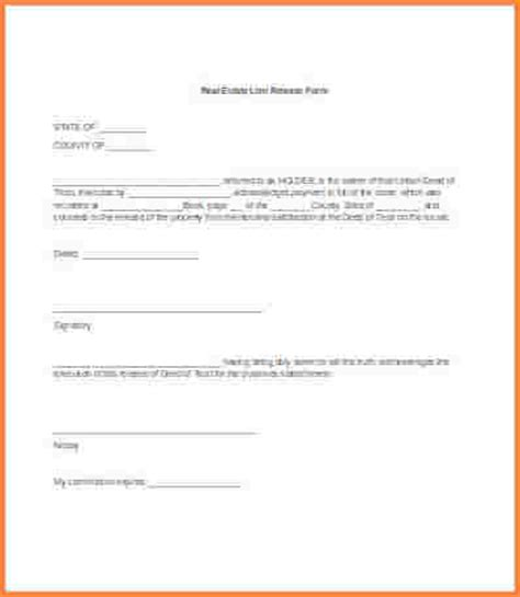 Release Letter Jpj 5 Lien Release Letter Template Adjustment Letter