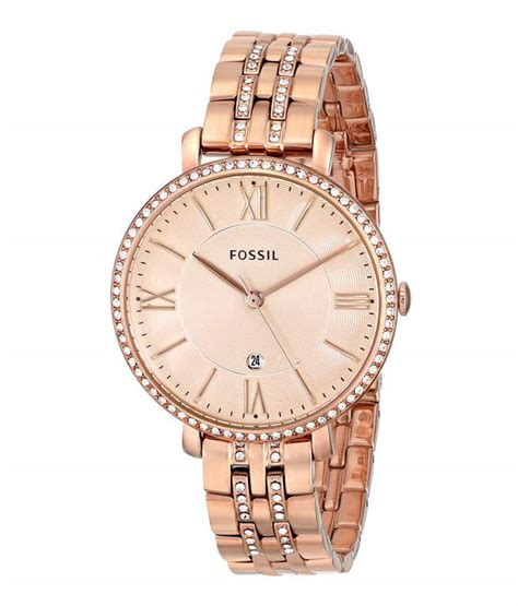 Fossil Egb fossil es3546 jacqueline analog pink s