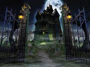Haunted House Haunted House Decorations Ideas
