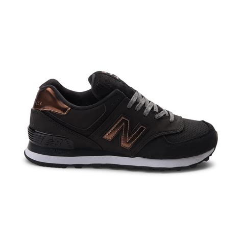 womens new balance 574 athletic shoe womens new balance 574 athletic shoe black 401550