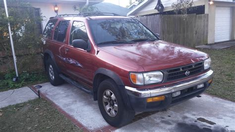pathfinder nissan 1998 service manual 1998 nissan pathfinder rear dash removal