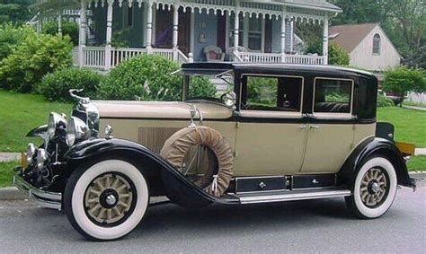 Gm Classic Vint Brown 185 best gm cadillac 1902 1929 images on