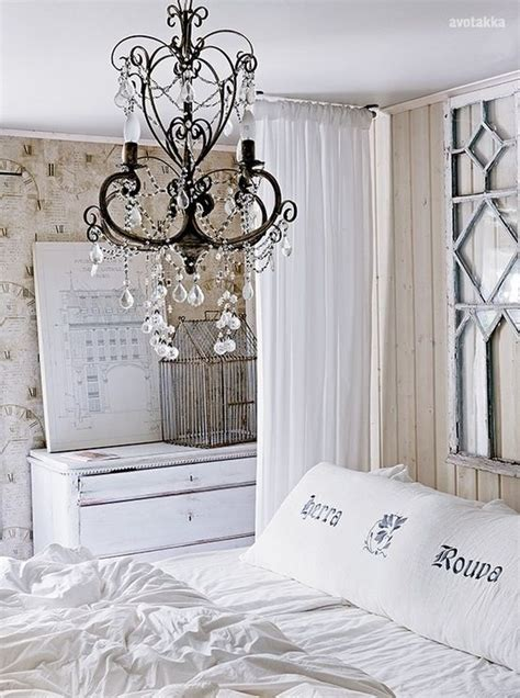 shabby chic bedroom chandelier shabby chic bedroom with chandelier lighting ideas