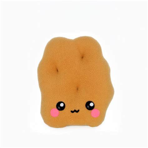 Nuget Cutel chicken nugget plushie