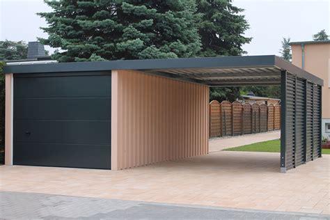 carport garage kombination holz garage und carport f 252 r ihre immobilie und ihr grundst 252 ck