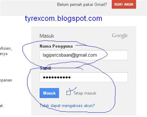 Gambar Surat Lamaran Kerja Ke Cctv by Cara Membuat Email Gmail Baru Lewat Hp Android