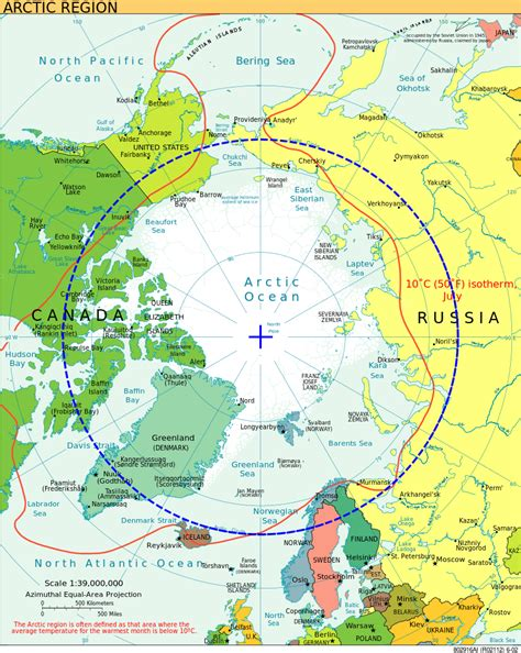 arctic circle map file arctic circle svg