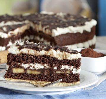 Bananen Schokoladen Kuchen