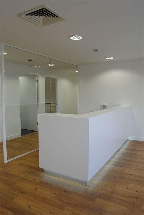 Corian Reception Desk Bespoke Reception Desks Corian Reception Desks David Furniture Bespoke Furniture