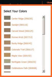 dunn edwards color chart hvr1 approved exterior paint colors happy valley ranch 1